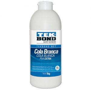 Cola Branca PVA Extra 1kg – Tekbond