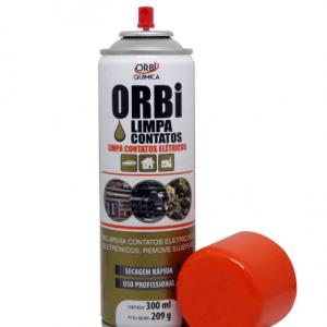 ORBI LIMPA CONTATOS 300ML/209G